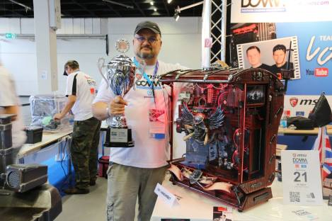 """Ali Abbas - """"Piracy and Prophecy"""" - 1st Place Casemods Category DCMM 2016"""