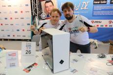 """Simon Krause and George Kähler - """"Concept 16"""" - 2nd Place - 24h Casemod category"""