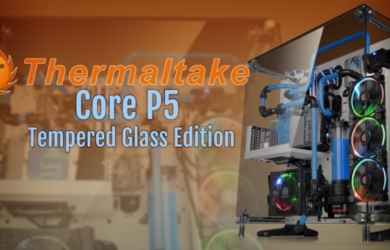 Core P5 Tempered Glass