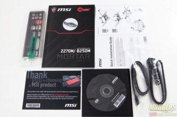 MSI B250M Mortar Motherboard