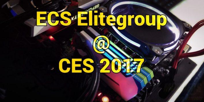 ECS Elitegroup @ CES 2017