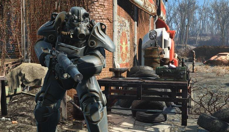 Fallout 4 Texture Pack Update Requires GTX1080 and RX490 Video Cards