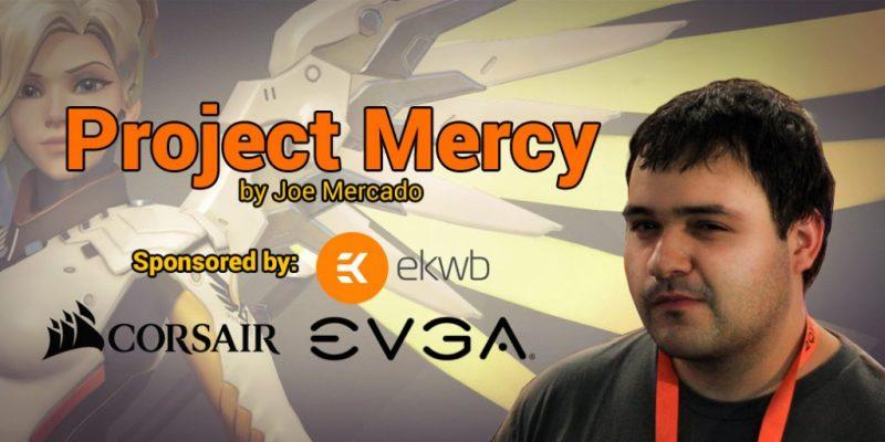 Project Mercy by Joe Mercado