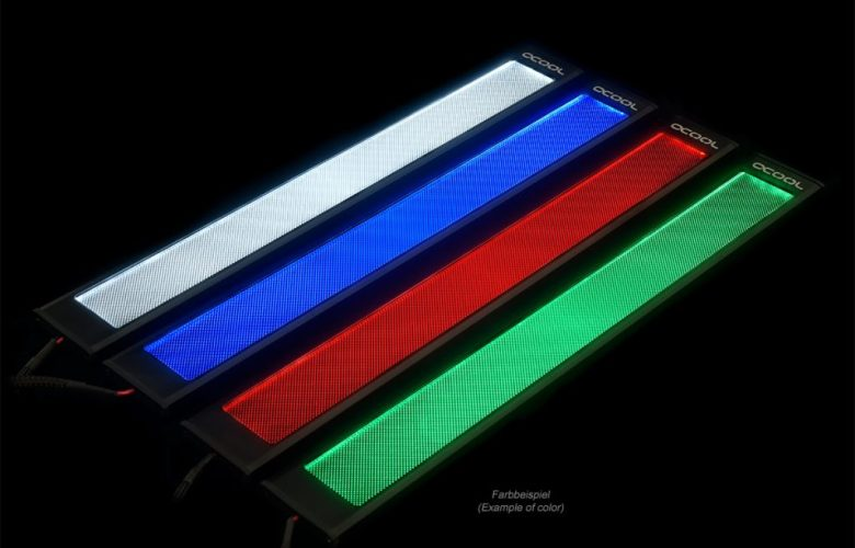 Alphacool Offers Quality Case Lighting with New Eislicht LED