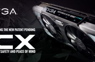 EVGA Officially Introduces iCX Technology Interactive Cooling Suite