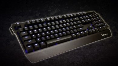 Rosewill Adds RK-9300 to Mechanical Keyboard Lineup