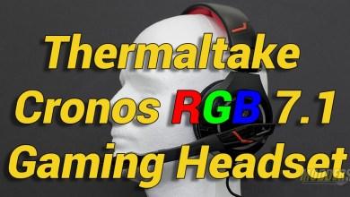 Cronos RGB 7.1