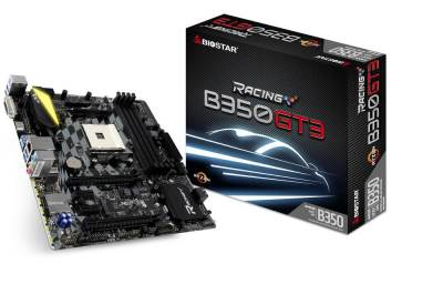 Biostar Introduces Two Affordable AM4 B350 Micro-ATX Motherboards