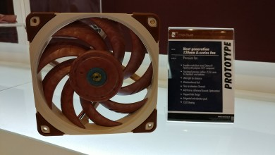 Noctua's Comprehensively Developed Next-Gen A-Series Fans @ Computex 2017