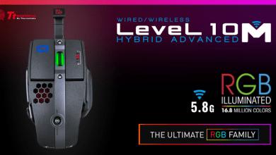 Tt eSPORTS Unveils Level 10 M Hybrid Advanced Gaming Mouse