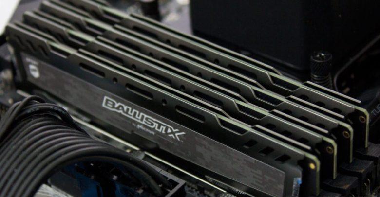 Crucial Ballistix Sport LT 2666MHz DDR4 Review