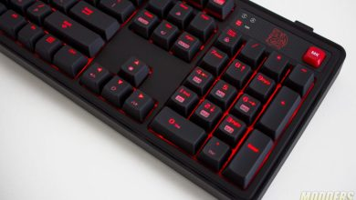 Tt eSPORTS MEKA PRO Gaming Keyboard Review
