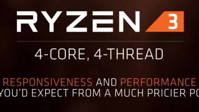 AMD Ryzen 3 Processors Released