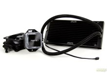 Reeven Naia 240 AIO Cooler Review