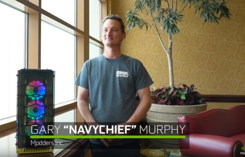 Gary NavyChief Murphy - The Glorious PCMR Crystal 570X
