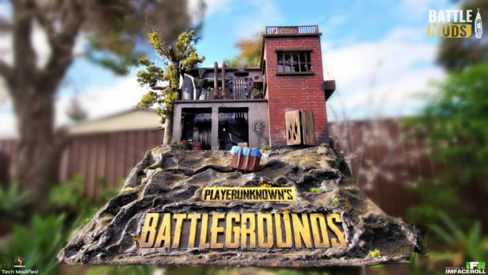 Team Australia Playerunknown case mod-