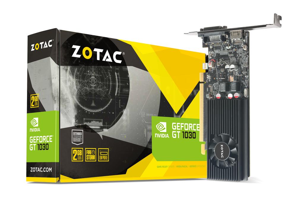 Zotac GT 1030 2 GB - Video Review