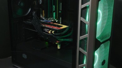 Mastercase H500P Mesh from Cooler Master