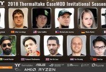 2018 Thermaltake CaseMOD Invitational Season 1