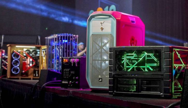 Quakecon 2018 Case Mods