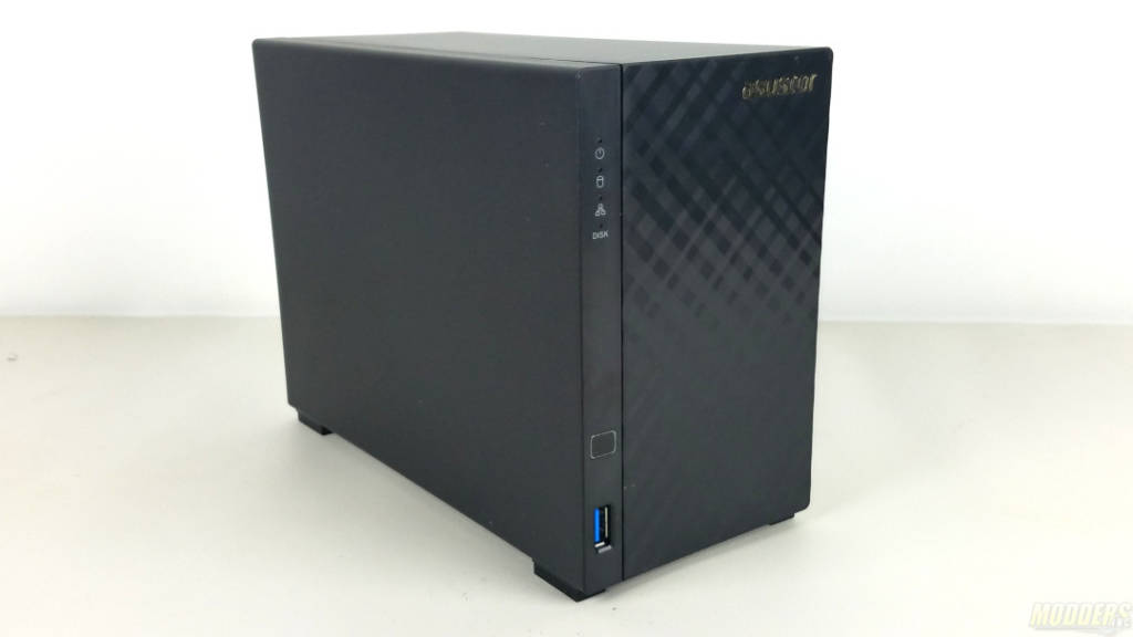 ASUSTOR AS1002T v2 NAS: Redefining Home Storage