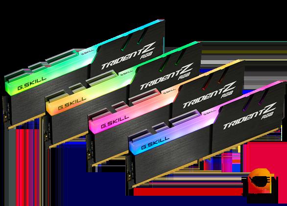 G.SKILL Announces Trident Z RGB DDR4-3466 32GB