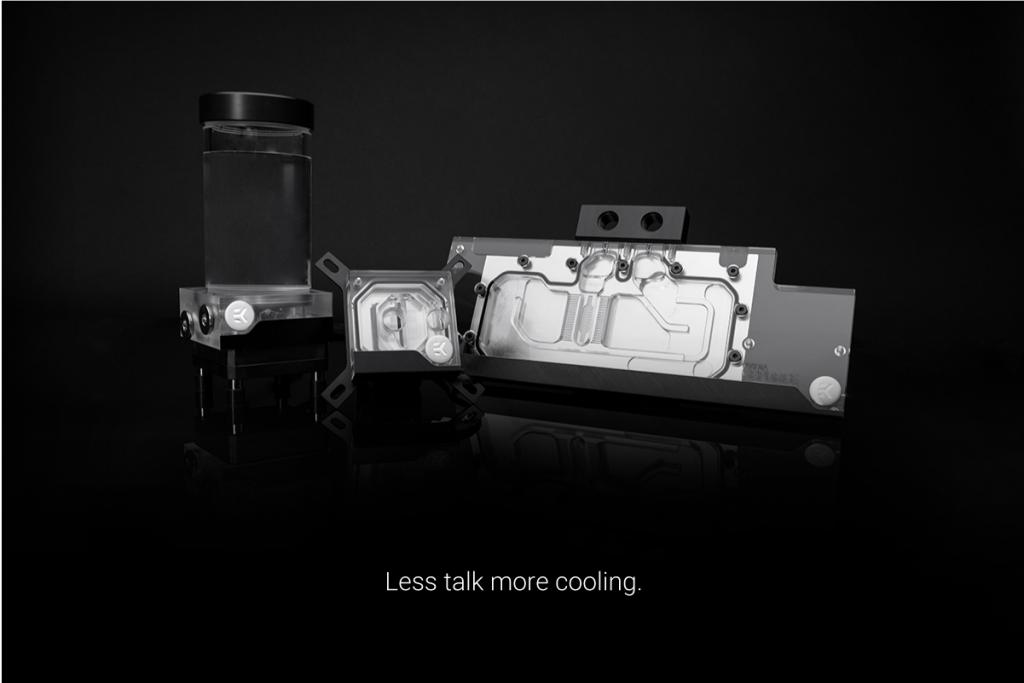 EKWB Announces Classic Line of Water Cooling Products