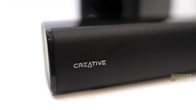 Photo of Creative Stage Bluetooth Sound Bar with Subwoofer