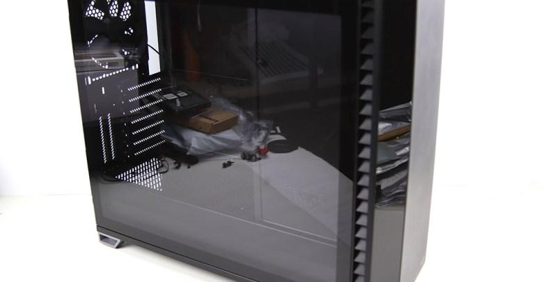 Photo of Fractal Design Vector RS BLACKOUT TG