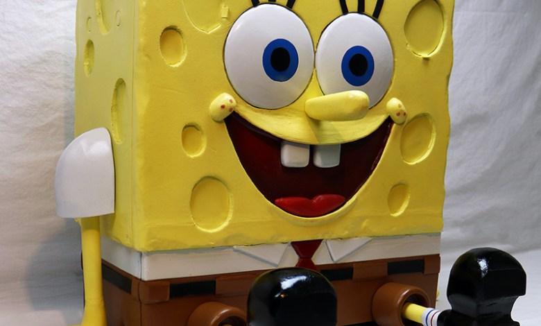 Photo of SpongeBob PC Case Mod