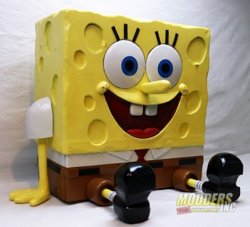 SpongeBob PC Case Mod-_10