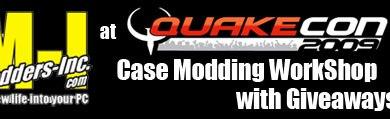 Modders-Inc at Quakecon 2009