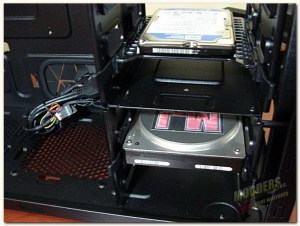 hdd in cage