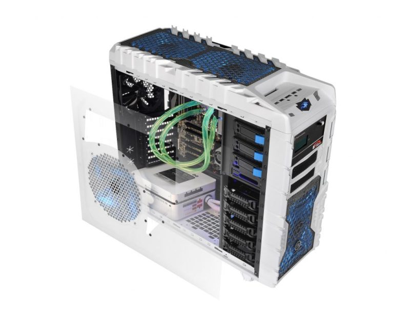 Thermaltake Bigwater 760 Pro, with easy installation