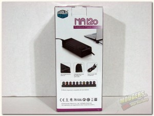 NA 120 box rear