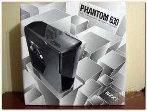 NZXT Phantom 630 box front