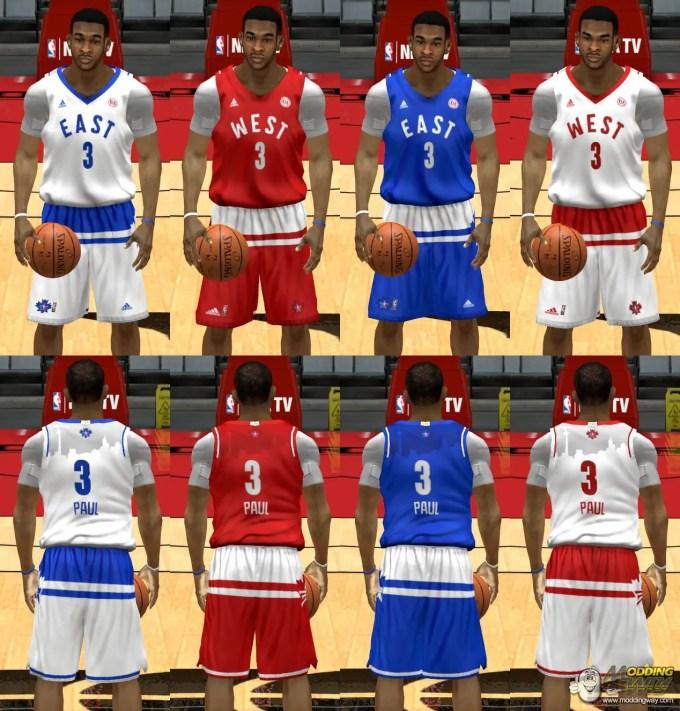 Nba Basketball 2017 2k14 Jerseys All Star Game 3fc1572a0