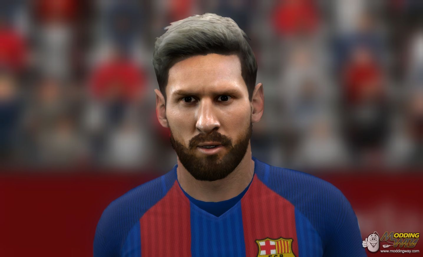Messi Face Texture Update FIFA 14