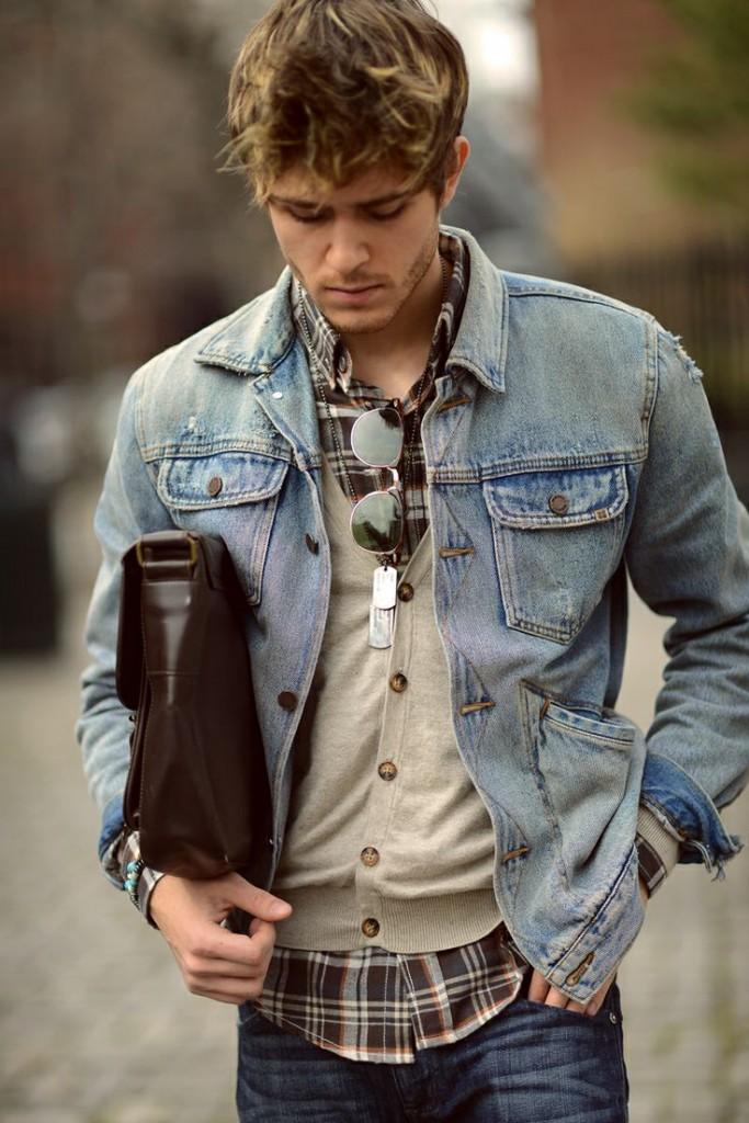 Veste Quoi Une Hommes Avec Mode Jean– Porter En hQtsCrd