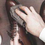 cirer les chaussures