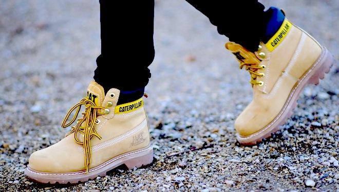 Quelles chaussures mettre avec un jean slim ?