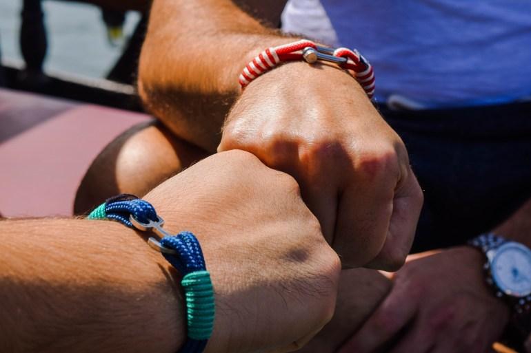 bracelet personnalisé homme