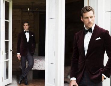 veste velours homme