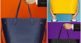 Saving for: Louis Vuitton Epi Neverfull