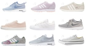 PASTEL SNEAKERS – SPRING FEELINGS