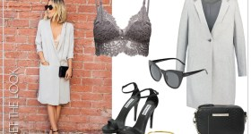 GET THE LOOK – SEXY IN GREY