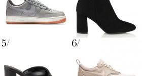 Så mange sko ønsker jeg mig for tiden!