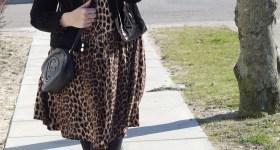 Dagens outfit: Just Female Leopard kjole og…