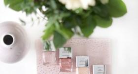 Smukke lyse forårsfarver fra Nails inc med ægte…