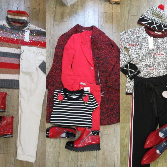 Modebotschaft #47 – Trendfarbe Rot